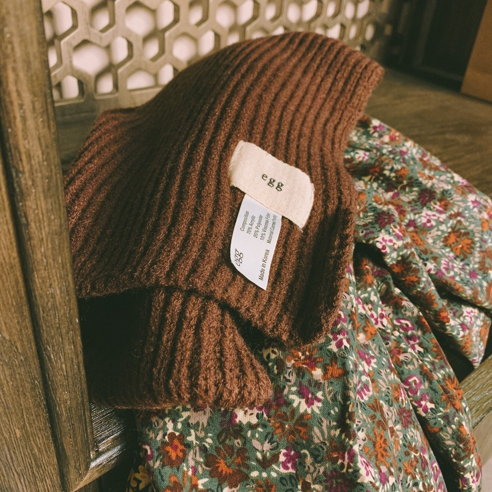 【預購】復古文藝.四季可穿的加厚棉布 後鬆緊碎花長裙~3色