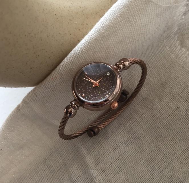 【預購】比手環還美 ♥ 簡約設計百搭款手環錶~9款