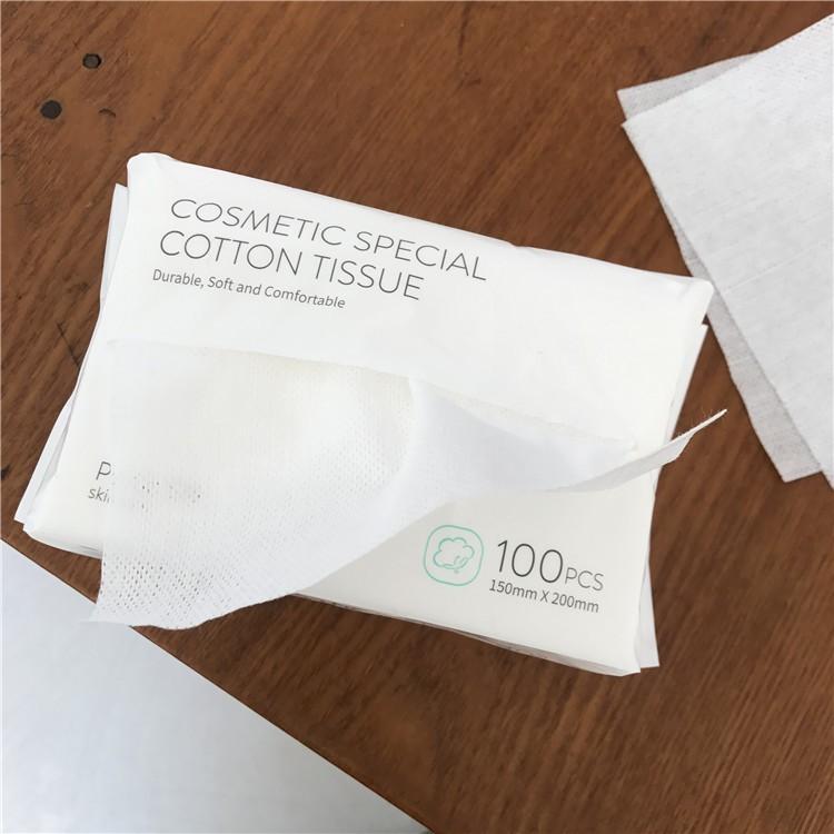 【預購】把臉洗乾淨 ♥ 好看又好用的一次性洗臉巾~3款(一包100抽)
