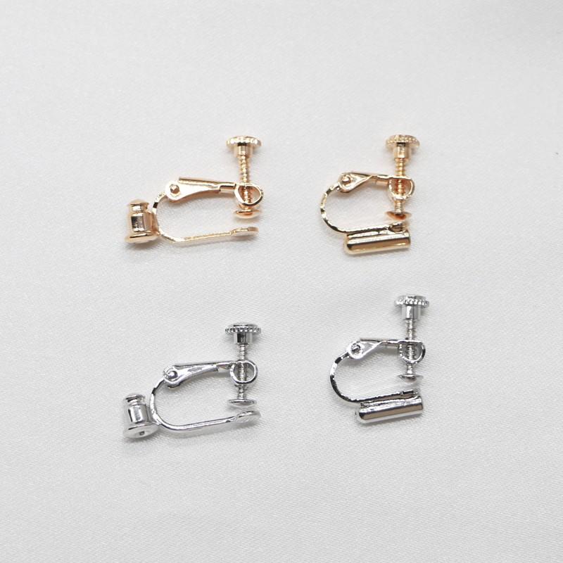 【預購】沒耳洞女子看過來!耳夾耳環轉換器~4款