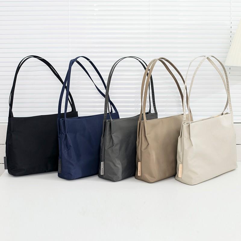 【預購】知性女子專用.簡約文藝風商務肩背手提包~3色