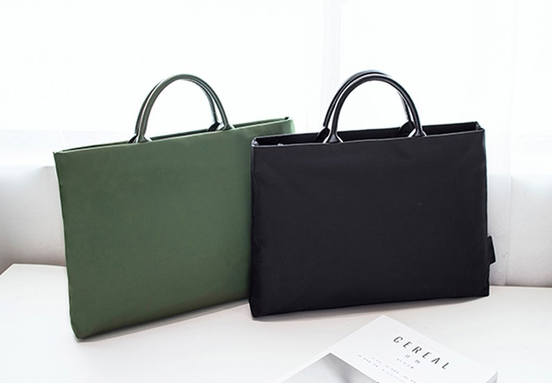【預購】簡約商務風手提包文件包公事包~5色