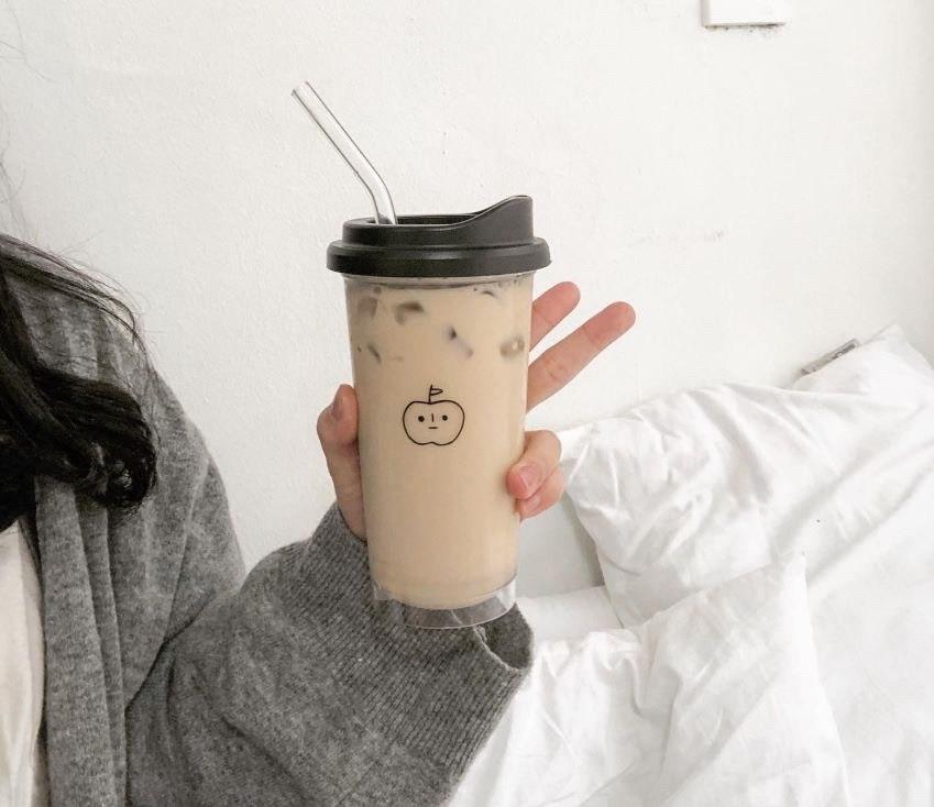 【韓製.預購】一起愛地球!BPA-FREE 小蘋果杯~3種容量
