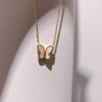 【預購】精緻女子的小蝴蝶項鍊~2色