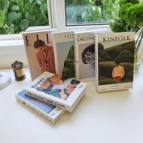【預購】質感歐美風.居家裝飾 攝影棚 拍照道具假書~24款