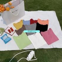 【預購】至少包兩色!舒服到像沒穿的升級款莫代爾棉Tee~10色