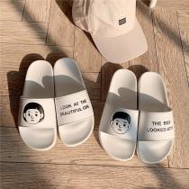 【預購】韓風手繪軟底拖鞋~4款