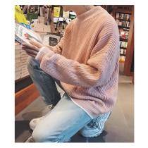 【預購】超好搭配!男生的基礎款純色毛衣~7色