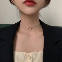 【預購】俐落女子.精緻輕奢款鎖骨鍊