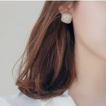 【預購】法式文藝復古風樹酯耳夾耳針式耳環~2款