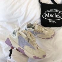 【預購】很少見的!紫色系超好穿老爹鞋