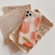 【預購】桃子界的冰山美人.Iphone手機全包邊軟殼