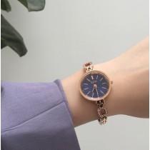 【預購】復古文藝風.輕奢感手鍊手錶
