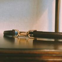 【預購】設計師款.歐美簡約 金屬扣腰封皮帶~2色
