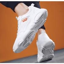 【現貨】小熊鞋同款老爹鞋(但鞋底不是小熊) 白色43號賣場