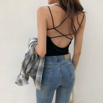 【預購】夏天必須要入手的性感bra小背心~5色