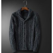 【預購】韓 質感素色毛衣外套~2色
