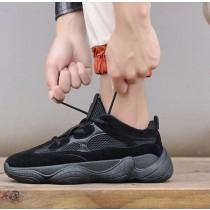 【預購】男款簡約百搭純色老爹鞋~3色