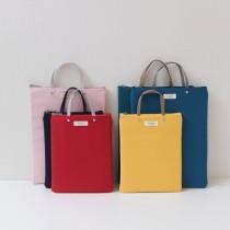 【預購】日韓風糖果色A4公文包文件包電腦包手提包~15款