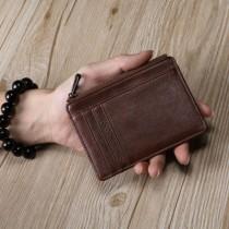 【預購】質感真皮多用途卡包~6款