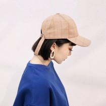 【預購】英倫復古格紋老帽~5色