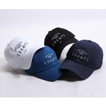 【預購】美式街頭風字母刺繡棒球帽老帽~4色