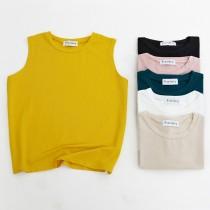 【預購】夏天衣櫃必須要有的超舒服無袖背心~6色